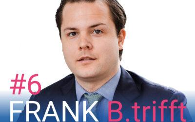 FRANK B.trifft – Der Podcast für Solingens Wirtschaft // Folge 6: Johannes Ern zum Thema Wandel im Büroimmobilienmarkt