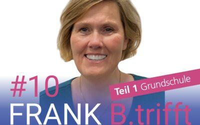 """FRANK B.trifft – Der Podcast für Solingens Wirtschaft // Folge 10: Nicole Wrana zum Thema """"Digitalisierung in Schulen"""" // Teil 1 Grundschule"""