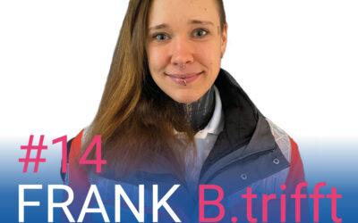 Neue Serie bei FRANK B.trifft – Der Podcast für Solingens Wirtschaft // Selbstständige und Freischaffende in der Krise und ihre Aussichten für ein erfolgreiches #UMDENKEN // Folge 14: Anna Barthmann zum Thema: Das geht unter die Haut