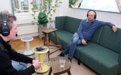 """Podcast """"FRANK B.trifft"""": Menschen aus Solingen und ihre Geschichten"""